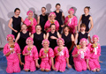 Salisbury Dance Studios Show - 2008 - Make Believe: Beach Babes
